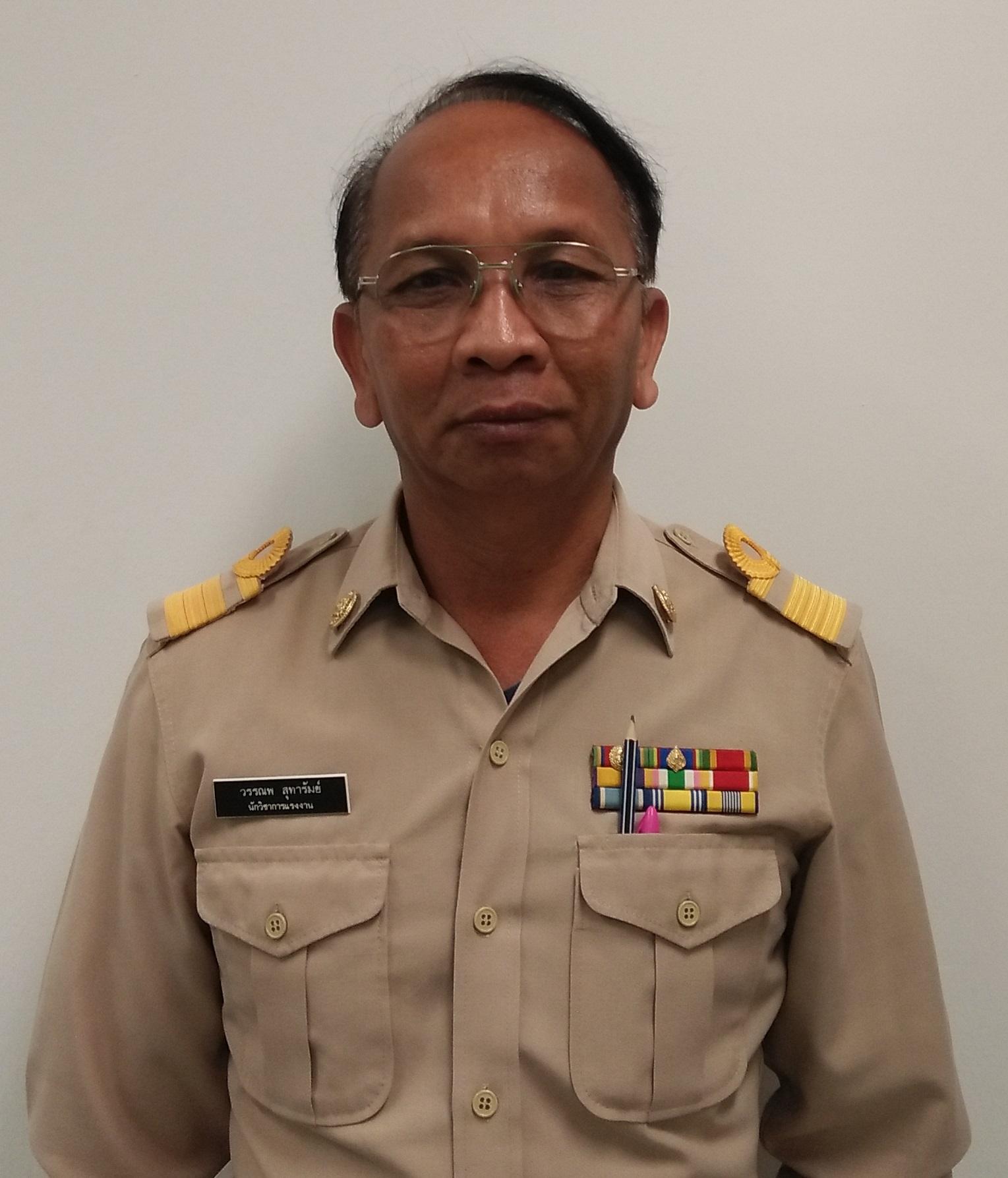 Mr Vannop Sutarum