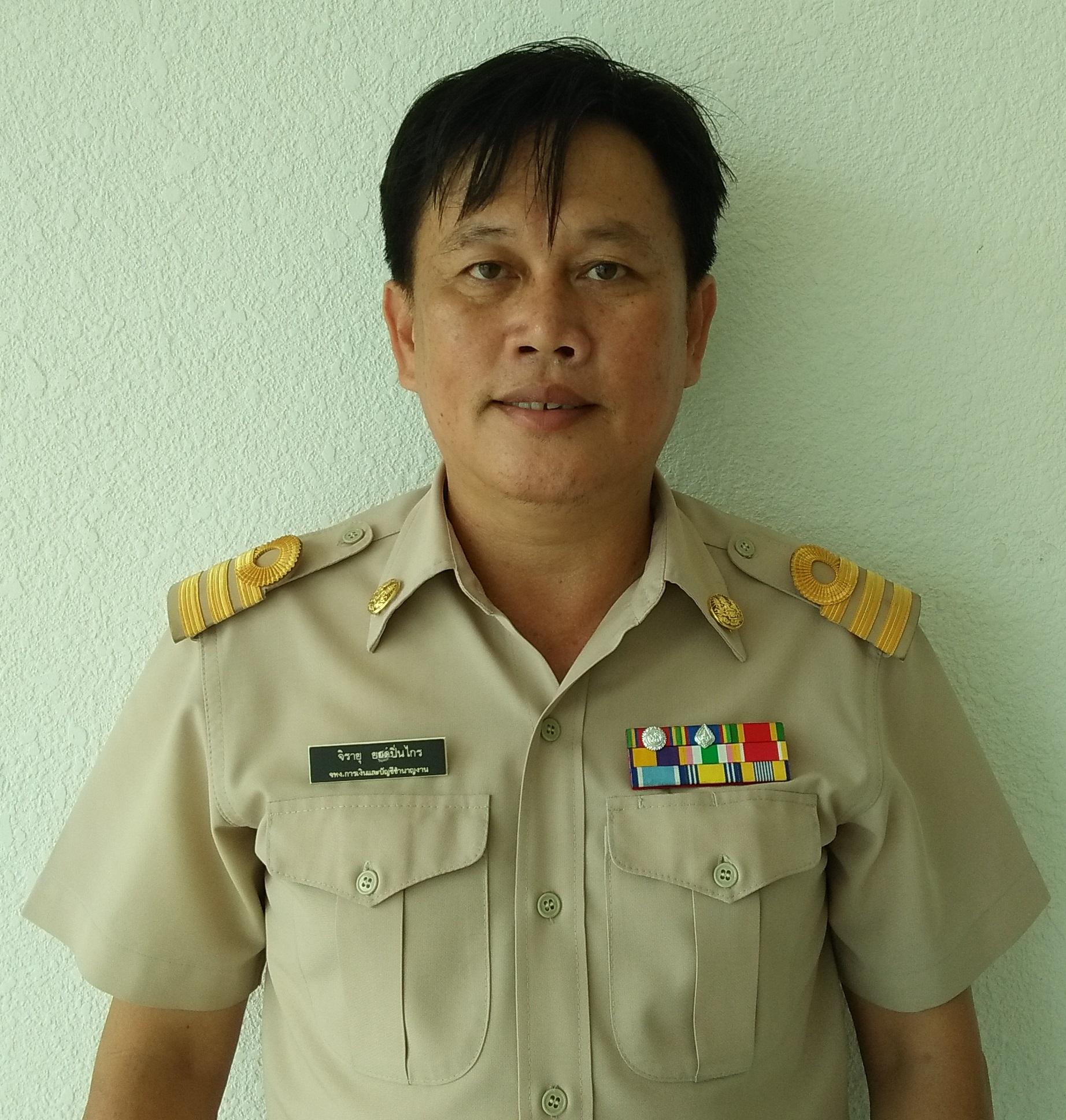 Mr Jiraya Yodpinkral