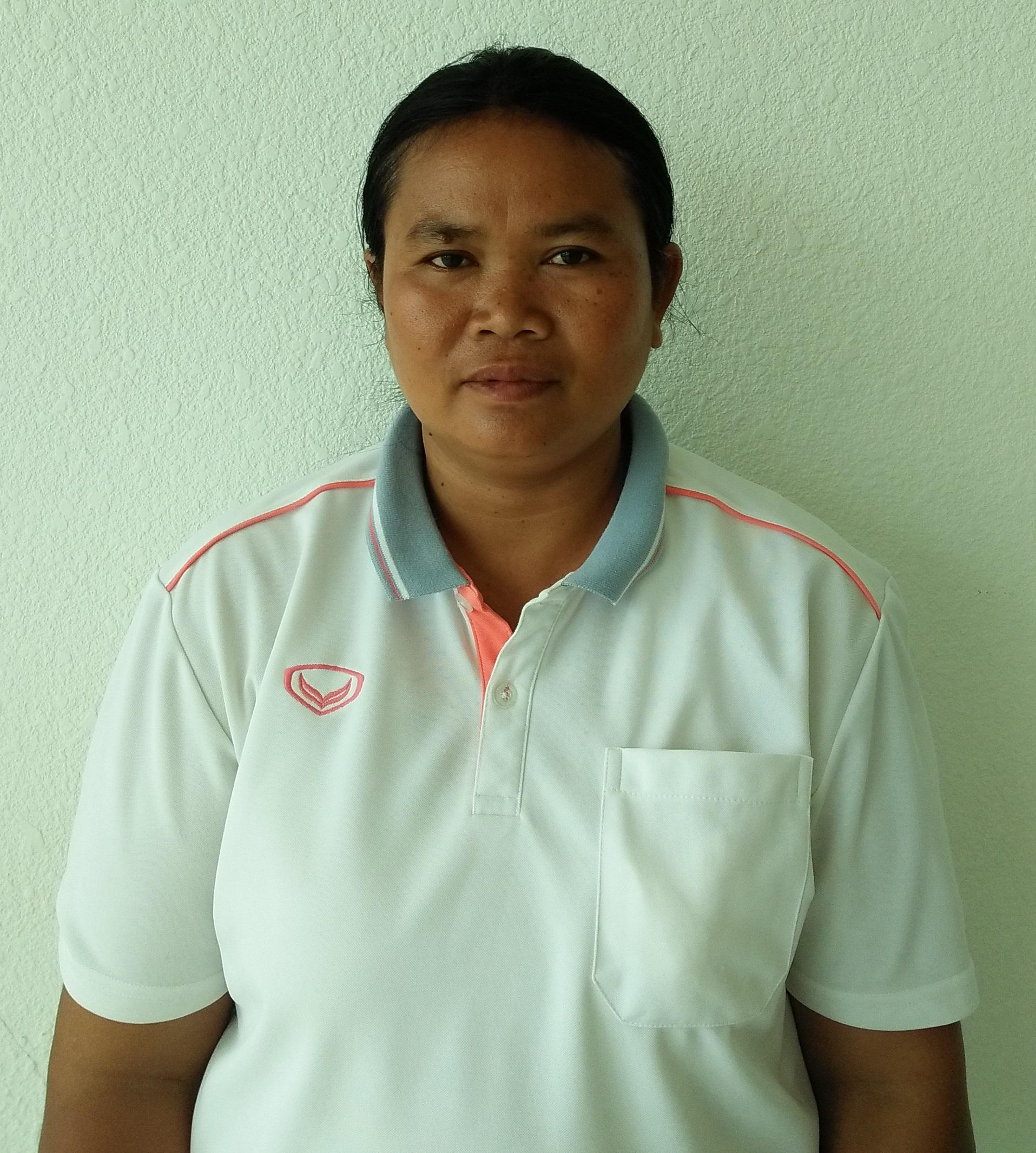 Miss Ratchanok Surinsombun